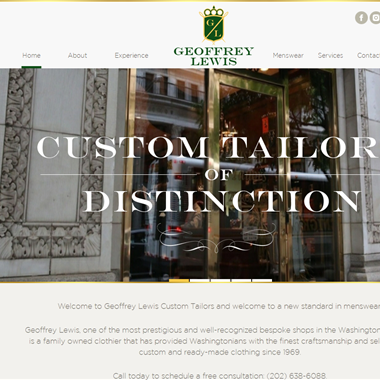 Geoffrey Lewis Ltd wedding vendor preview