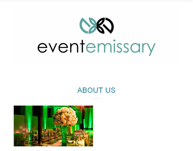Event Emissary wedding vendor photo