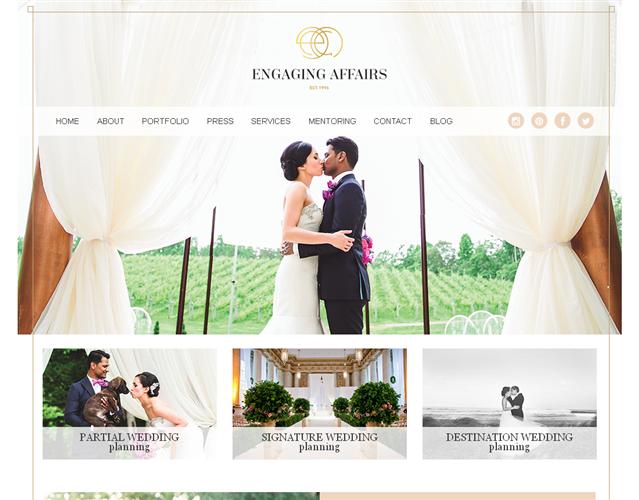 Engaging Affairs wedding vendor photo