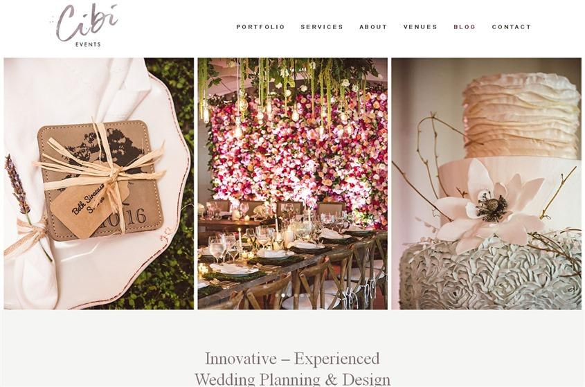 Cbi Events wedding vendor photo