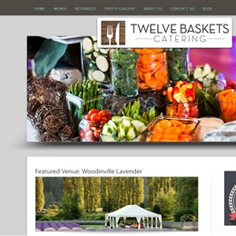 Twelve Baskets Catering photo