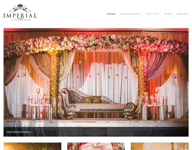 Imperial Decorations wedding vendor photo