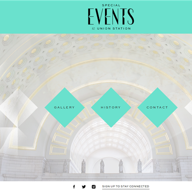 Union Station Events wedding vendor preview