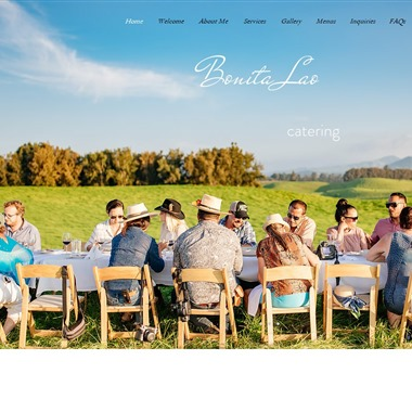 Bonita Lao Catering wedding vendor preview