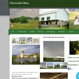 Cloverdale Barn photo