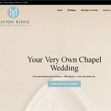 Milton Ridge wedding vendor preview