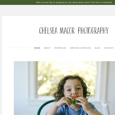 Chelsea Macor Photography wedding vendor preview