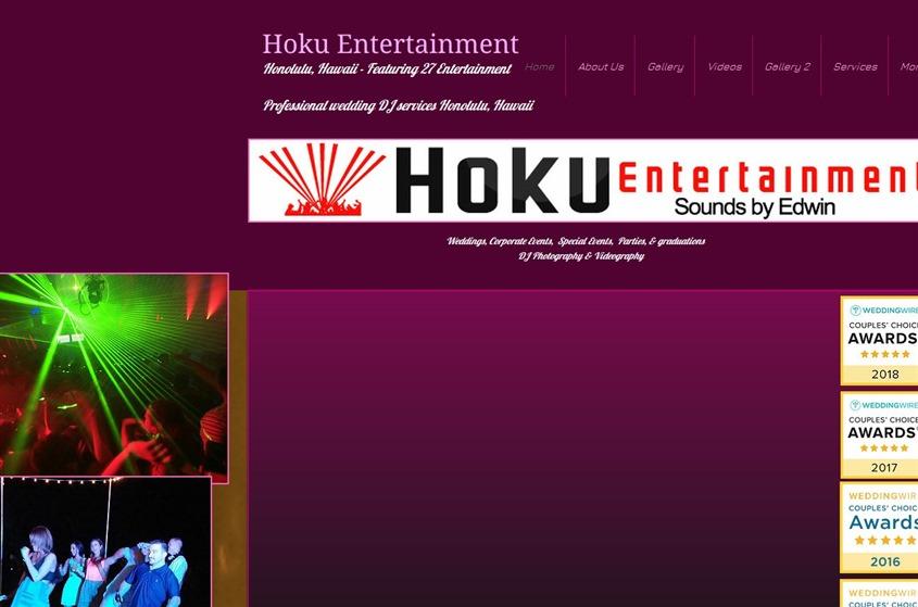 Hoku Entertainment wedding vendor photo