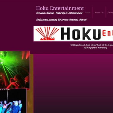 Hoku Entertainment wedding vendor preview