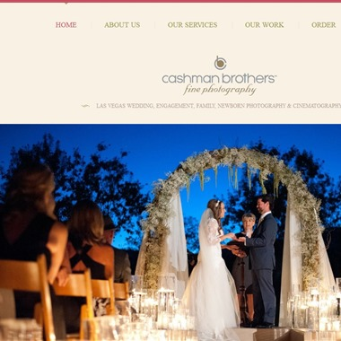 Cashman Brothers wedding vendor preview