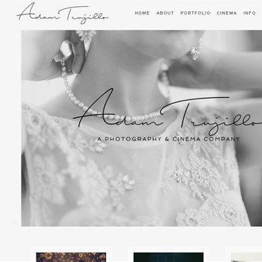 Adam Trujillo wedding vendor preview