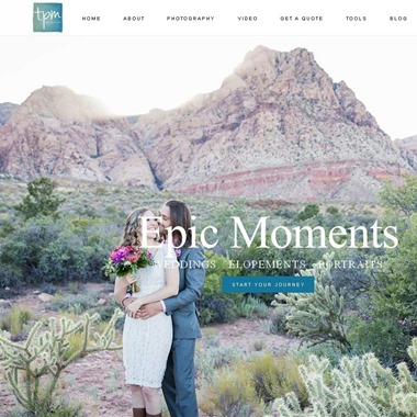 Taylored Photo Memories wedding vendor preview