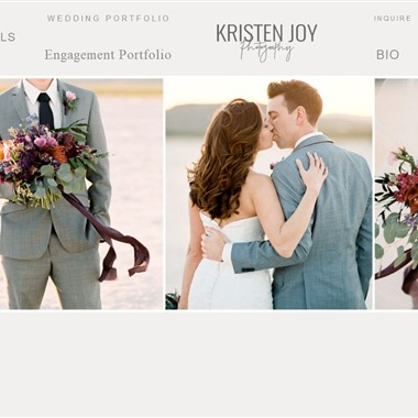 Kristen Joy  wedding vendor preview
