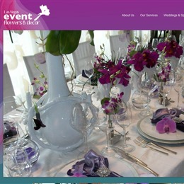 Las Vegas Event Flowers and Decor
