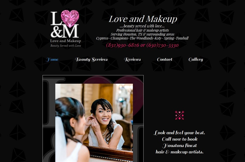 Love and Makeup wedding vendor photo