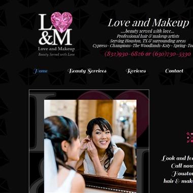 Love and Makeup wedding vendor preview