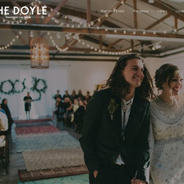 The Doyle wedding vendor preview