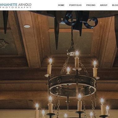 Anjanette Arnold Photography wedding vendor preview