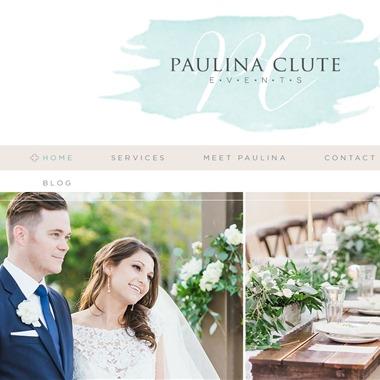 Paulina Clute Events wedding vendor preview
