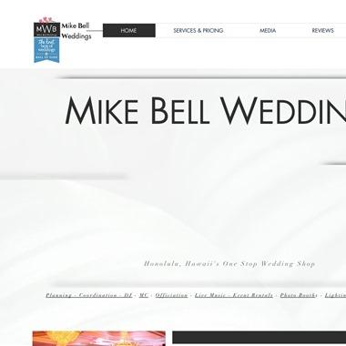 Mike Bell Weddings wedding vendor preview