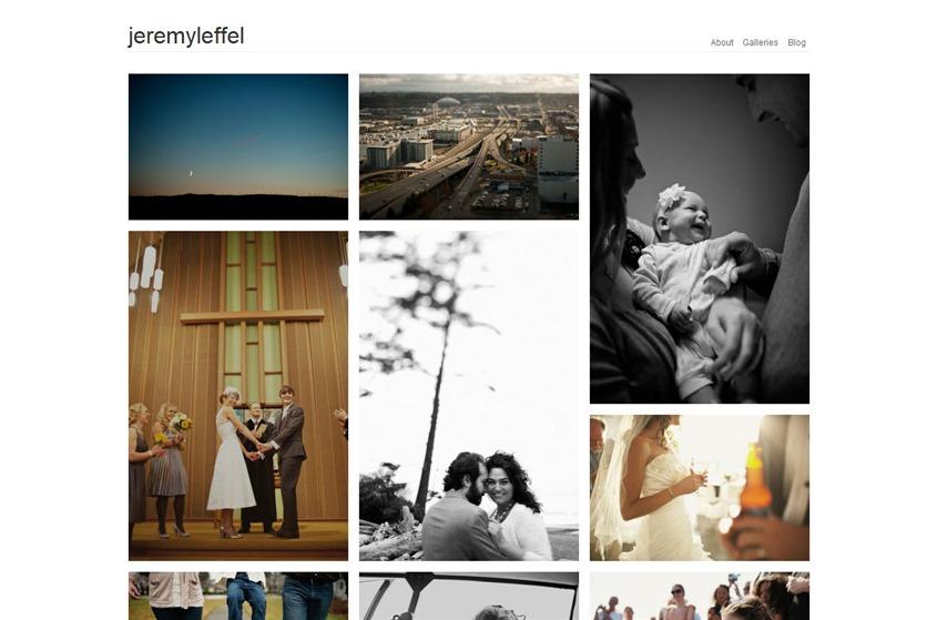 Jeremy Leffel wedding vendor photo