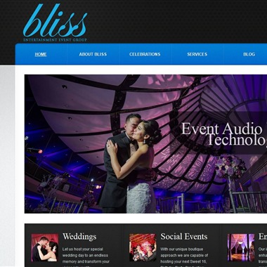 Bliss Entertainment Event Group wedding vendor preview