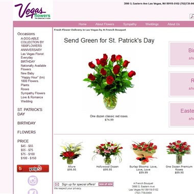 A French Bouquet wedding vendor preview