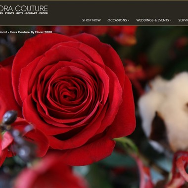 Flora Couture wedding vendor preview