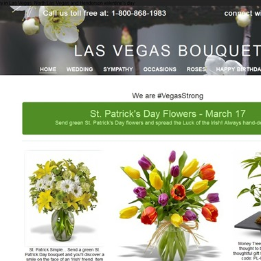 Las Vegas Bouquet wedding vendor preview