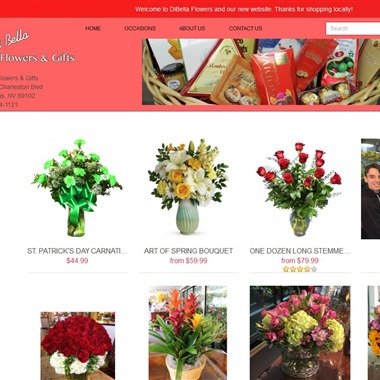 DiBella Flowers and Gifts wedding vendor preview
