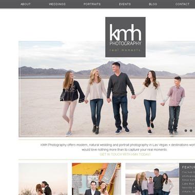KMH Photography wedding vendor preview