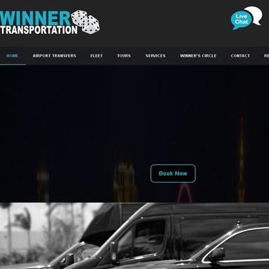 Winner Transportation wedding vendor preview