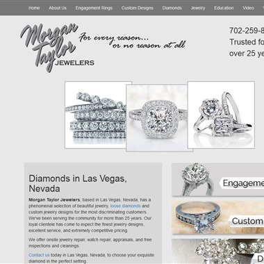 Morgan Taylor Jewelers wedding vendor preview