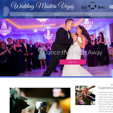 Wedding Masters Vegas wedding vendor preview