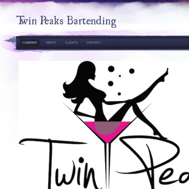 Twin Peaks Bartending wedding vendor preview