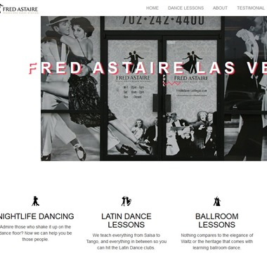 Fred Astaire Las Vegas wedding vendor preview