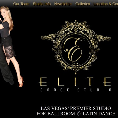 Elite Dance Studio wedding vendor preview