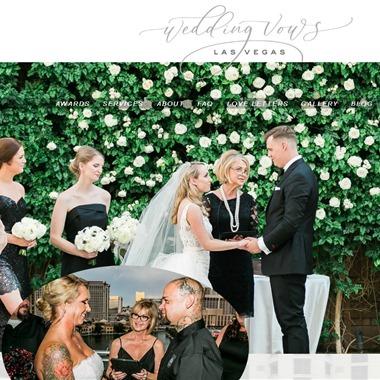 Wedding Vows Las Vegas  wedding vendor preview