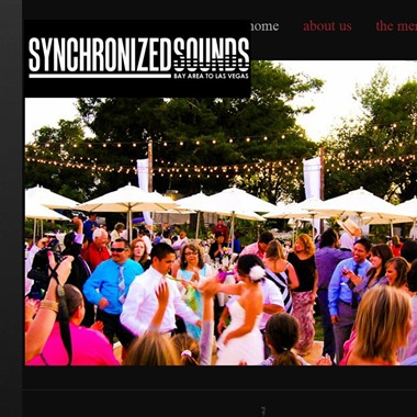 Synchronized Sounds  wedding vendor preview
