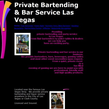 Absolute Beverage & Spirits Service wedding vendor preview