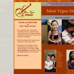 Photo of Maui Vegas Strings, a wedding musician in Las Vegas