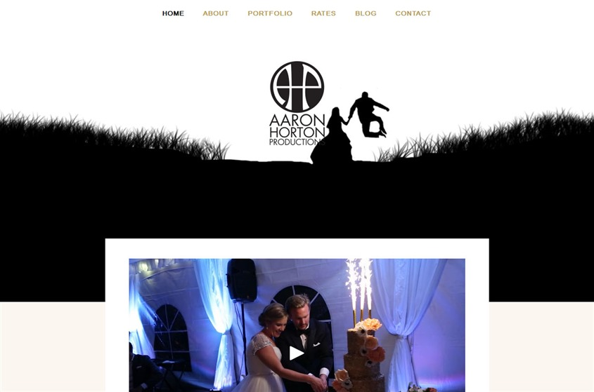 Aaron Horton Productions wedding vendor photo