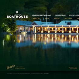 Photo of The Loeb Boathouse Central Park, a wedding venue in New York