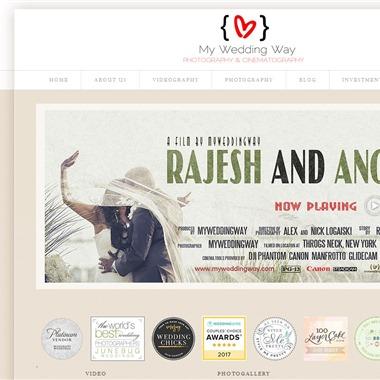 My Wedding Way wedding vendor preview