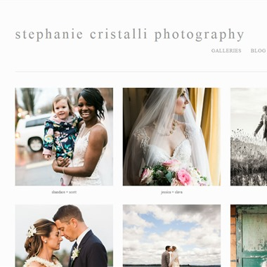 Stephanie Cristalli wedding vendor preview
