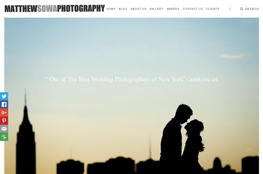 Matthew Sowa Photography wedding vendor photo