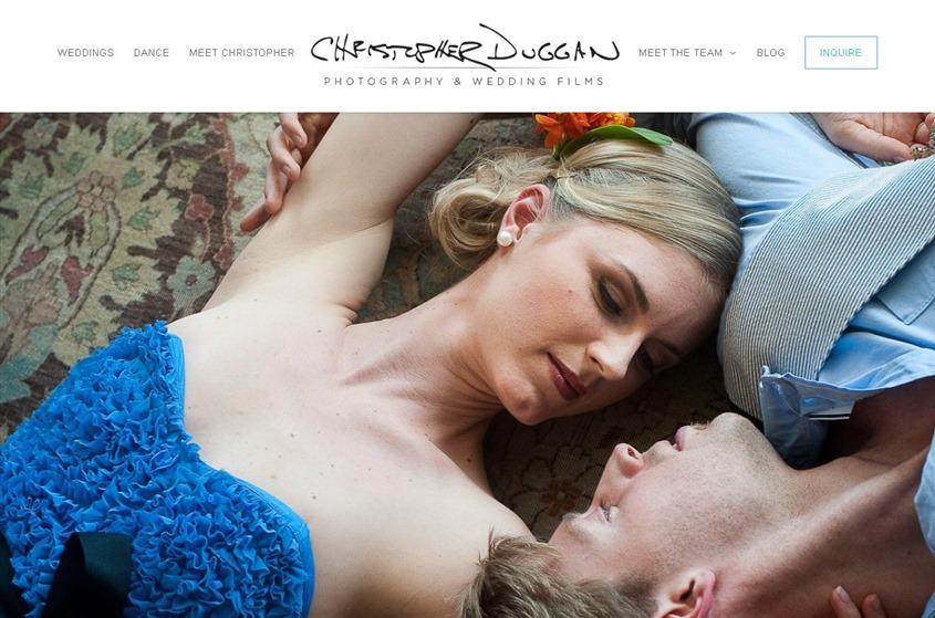 Christopher Duggan Photography wedding vendor photo