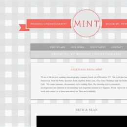 Mint Wedding Cinematography photo