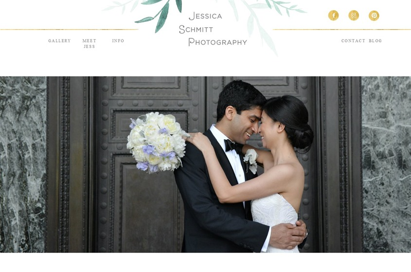 Jessica Schmitt Photography wedding vendor photo
