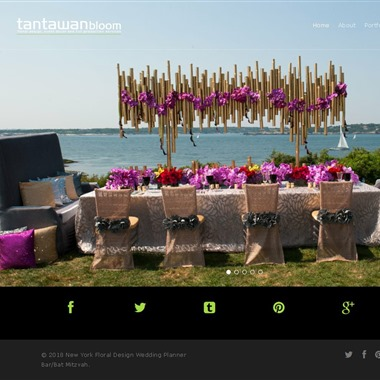 Tantawan Bloom wedding vendor preview